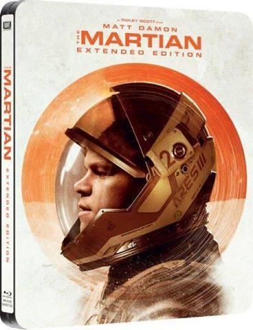 The Martian (Seul sur Mars ): Zaavi Exclusive Limited Edition 03/10/16 14021610