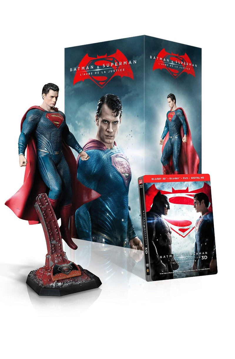 Batman Vs Superman : L'Aube de la justice Version Longue 411
