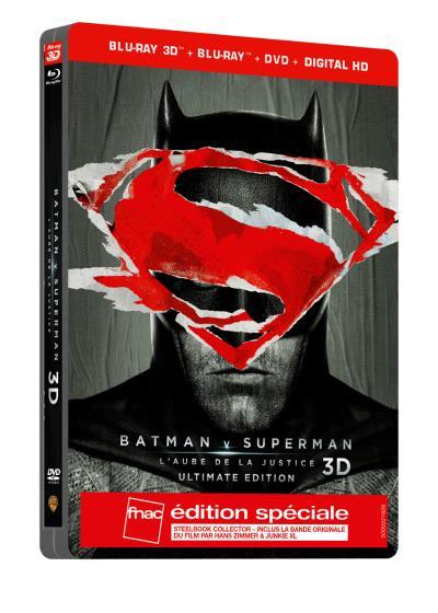 Batman Vs Superman : L'Aube de la justice Version Longue 610