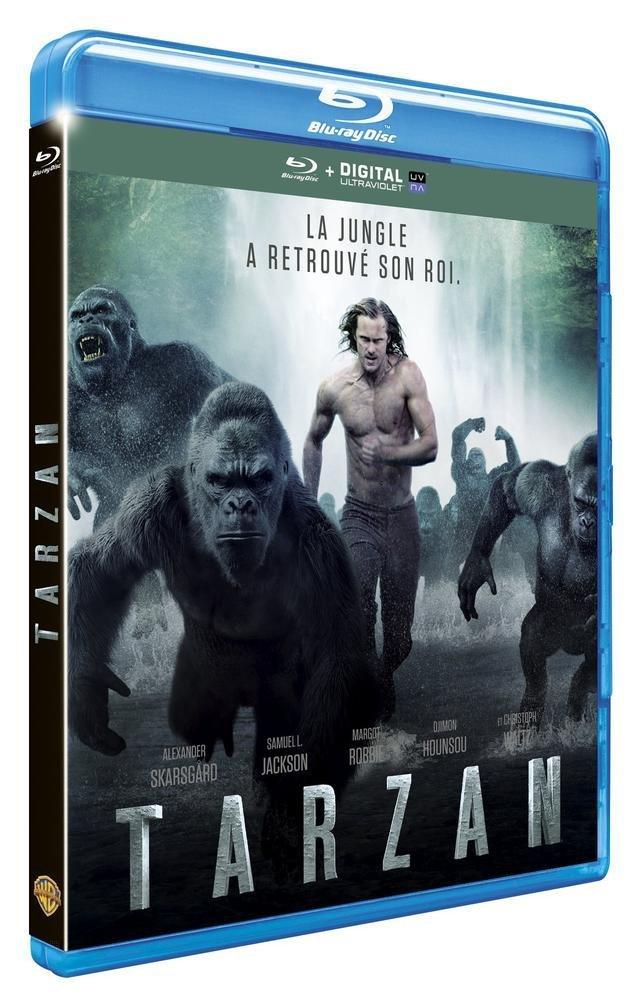 Tarzan : Edition spéciale 09/11/2016 61r5rj10