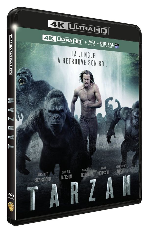Tarzan : Edition spéciale 09/11/2016 81f9re11