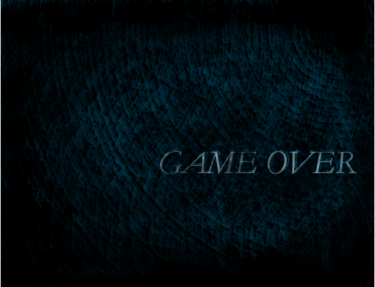 Quelques Game Over Gameov13