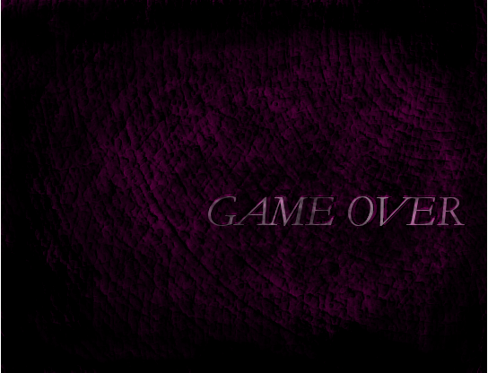 Quelques Game Over Gameov14
