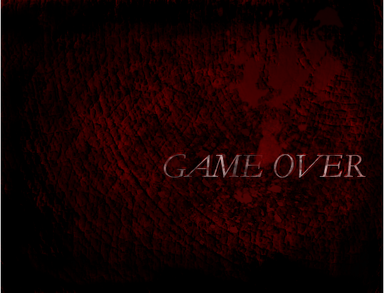 Quelques Game Over Gameov15