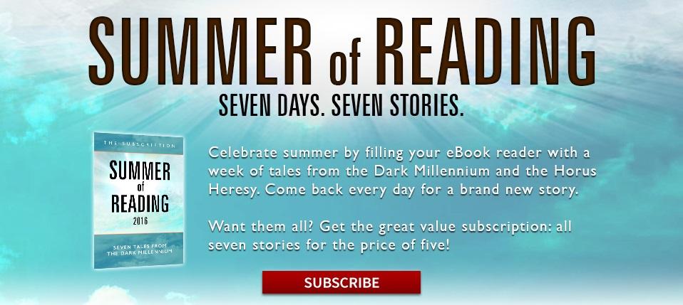 Summer of Reading 2016 15-08-10