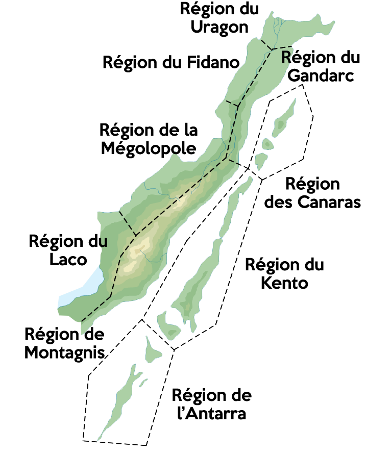 [OCGC] Demandes de pays ou de territoires Region11