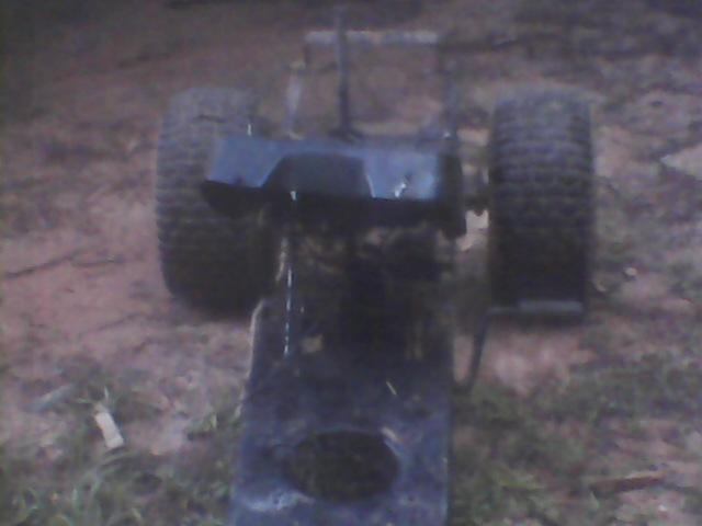 The Junkyard found - Weed Eater Mud Mower - (PICS) Sunp0011