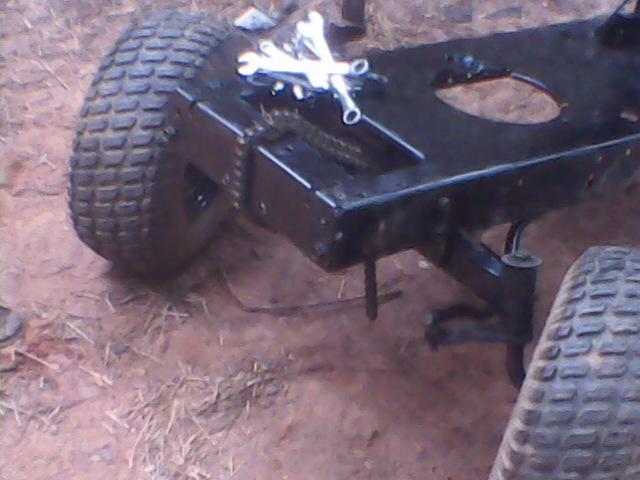 The Junkyard found - Weed Eater Mud Mower - (PICS) Sunp0111