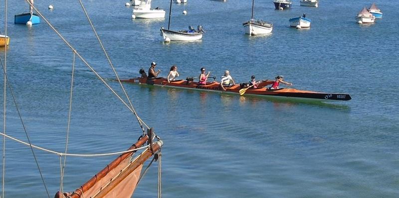 [ Marine à voile ] Vieux gréements - Page 3 Pirogu10