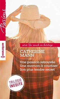 Un ranch en héritage (La trilogie) de Catherine Mann 51lvwv10