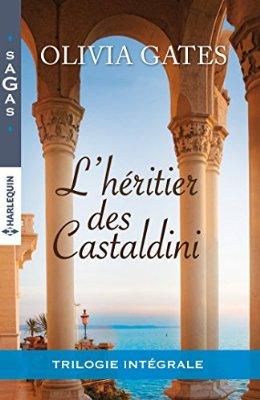 L'héritier des Castaldini (Trilogie Intégrale) d'Olivia Gates 51umu010