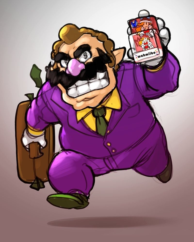 Wario, Treasure-Hunting Mogul Image10