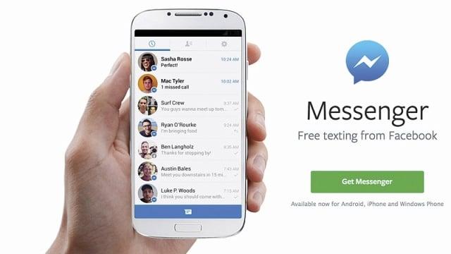 FACEBOOK Έρχεται υποστήριξη SMS στον Facebook Messenger; Erkhet10