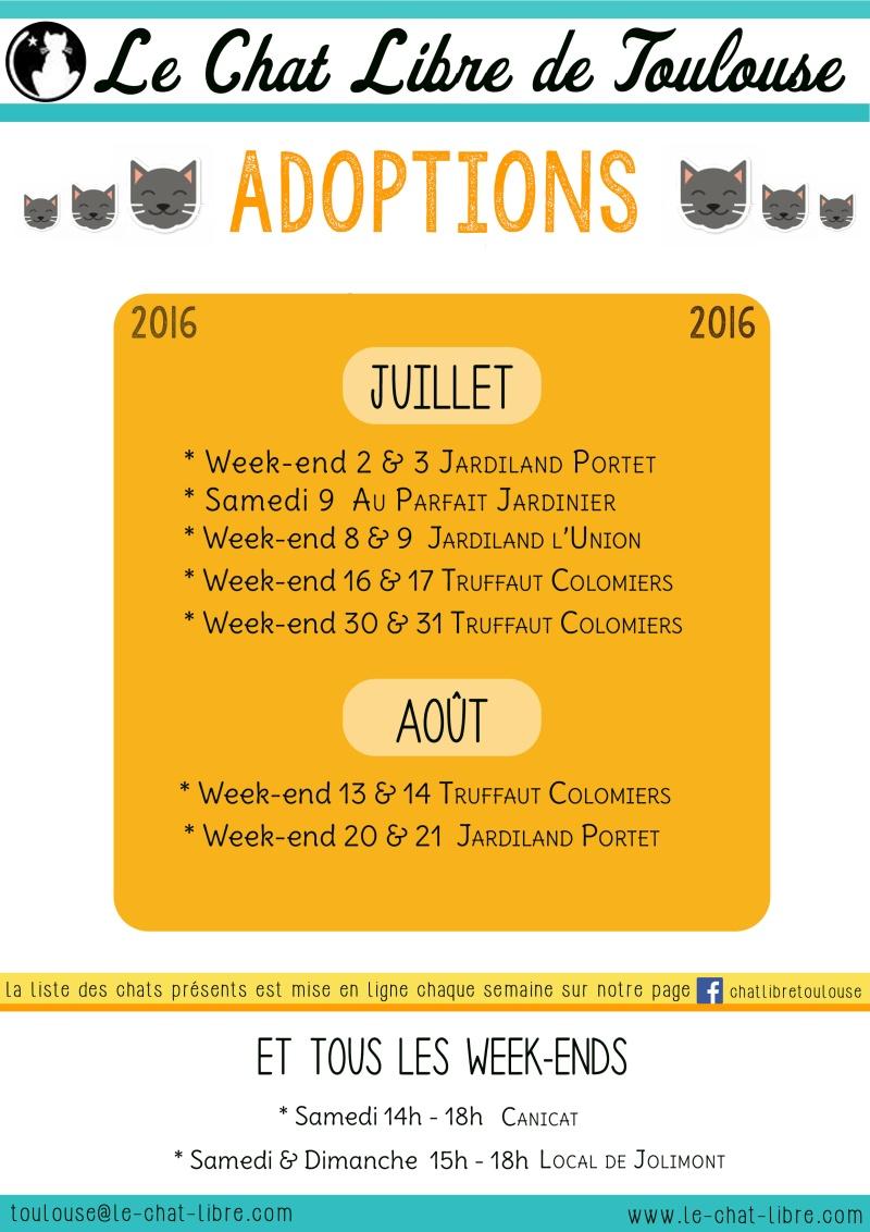 Le planning 2016 des journées adoption Recap010