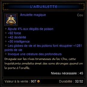 Objet bleu avec lores (petite histoire en dessous de l'item) L_amur10