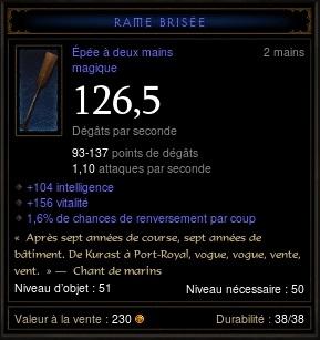 Objet bleu avec lores (petite histoire en dessous de l'item) Rame_b10