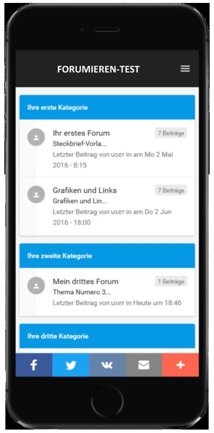 [Mitteilung] Neues Theme der mobilen Version Neues-11