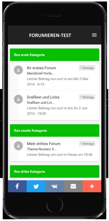 [Mitteilung] Neues Theme der mobilen Version Neues-13