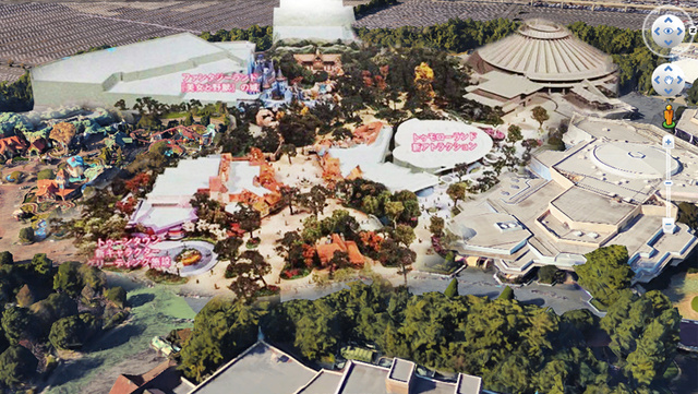 [Tokyo Disneyland] Nouvelles attractions à Toontown, Fantasyland et Tomorrowland (15 avril 2020)  - Page 2 Tokyo_10
