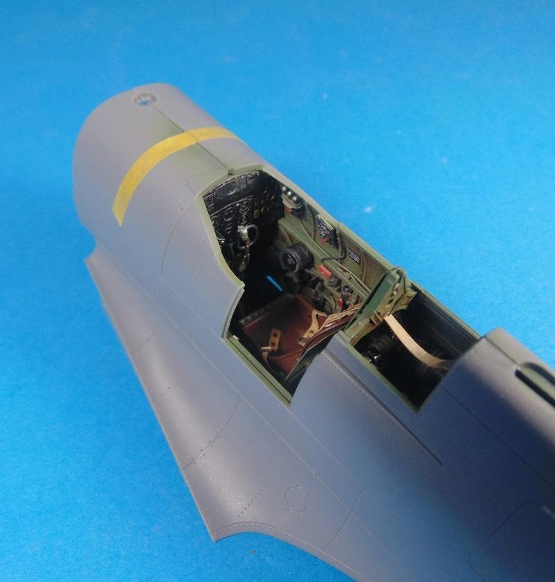 spitfire mk IX tamiya 1/32 Dsc03115