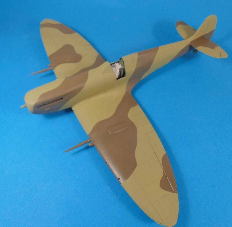 spitfire mk IX tamiya 1/32 Dsc03119