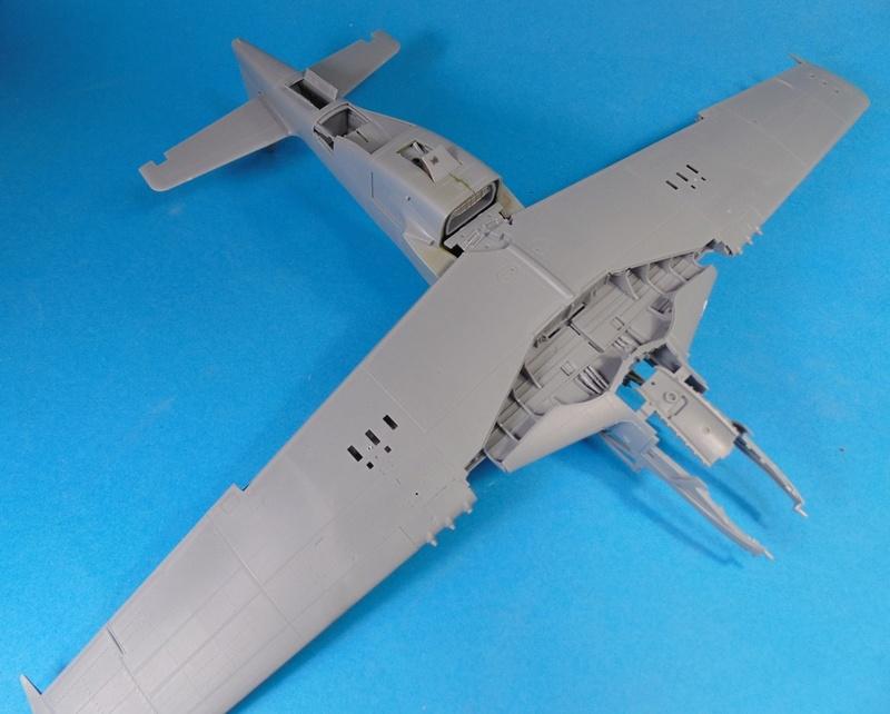 P 51 D   1/32 tamiya  Dsc03154
