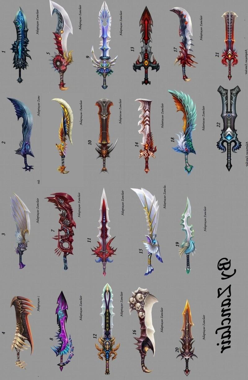 Pack Sword 10584510