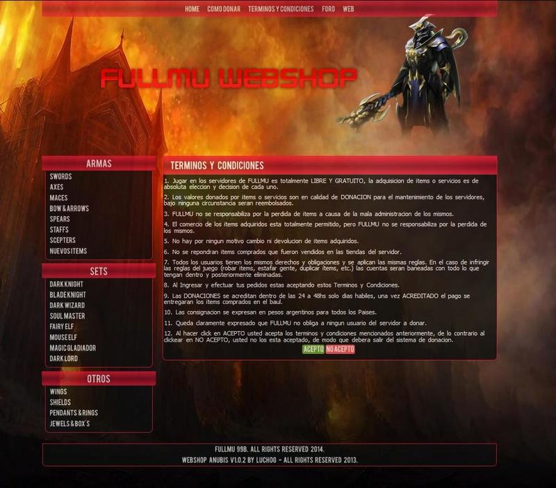 WebShop Anubis v1.0.2 Rnoaxv10