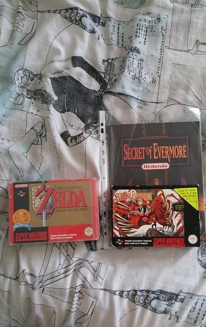 [ECH] Jeux Megadrive et un peu de Saturn/Master System 1_echa11