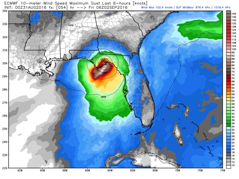 Hurricane Hermine Discussion  - Page 4 Landfa11