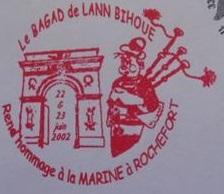 * LANN-BIHOUE, Bagad * 20020610