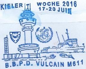 * VULCAIN (1986/....) * 20160611
