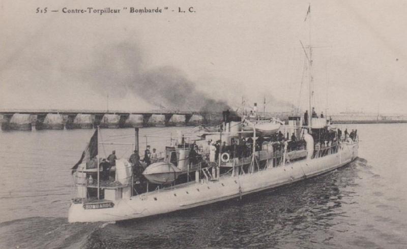 * BOMBARDE (1903/1920) * 430_0010