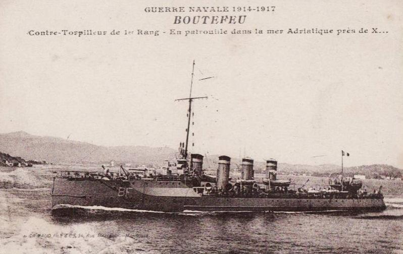 * BOUTEFEU (1911/1917) * 518_0010