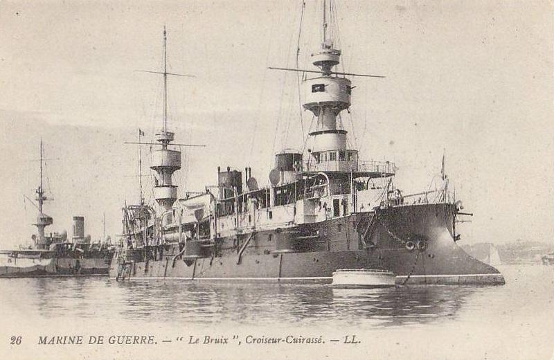 * BRUIX (1896/1920) * 580_0010