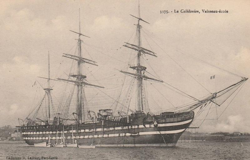 * CALÉDONIEN (1884/1925) * 614_0010