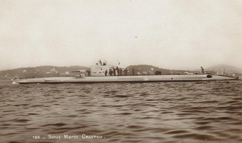 * CALYPSO (1929/1942) * 728_0010