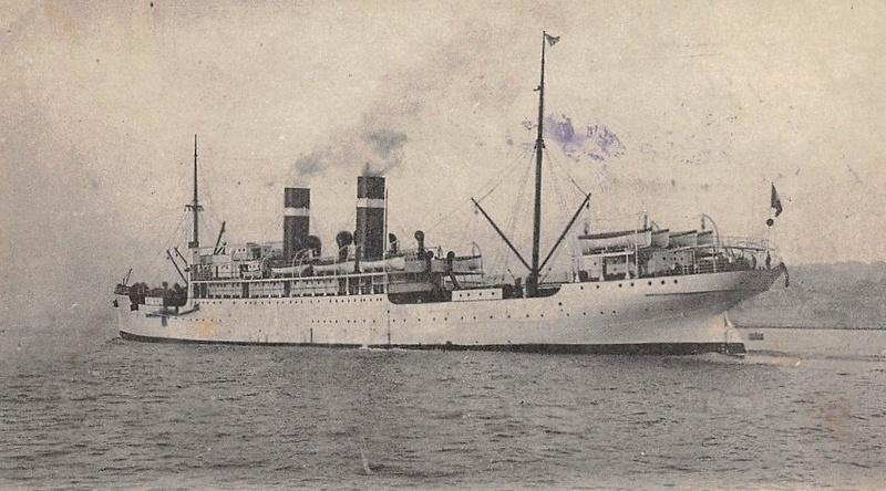 * BRITANNIA (1915/1918) * 823_0010