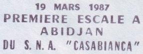 * CASABIANCA (1984/....) * 870310