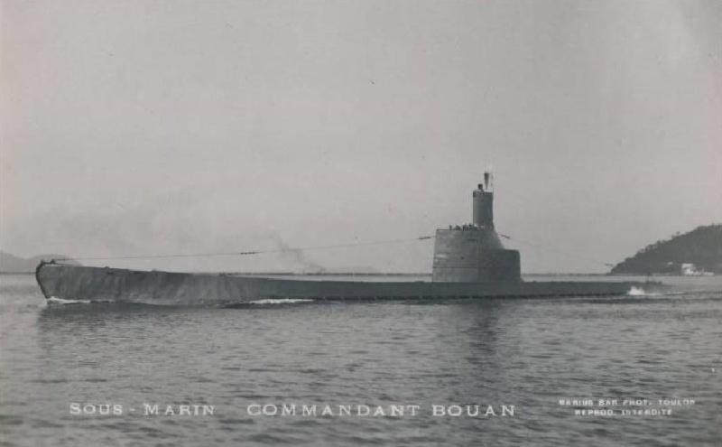 * BOUAN (1950/1959) * 879_0010