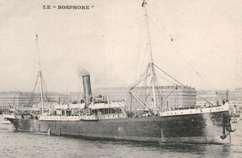 * BOSPHORE (1917/1919) * 910_0010