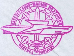 * MOURILLON (Base Sous-marine de Toulon) * 911210