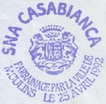 * CASABIANCA (1984/....) * 920410