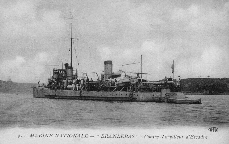 * BRANLE-BAS (1908/1915) * Branle10