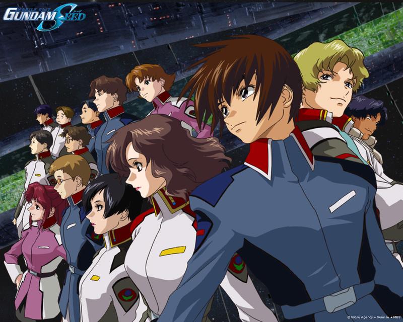 Mobile Suit Gundam SEED [2002] [S.Anim] Msx6sv10