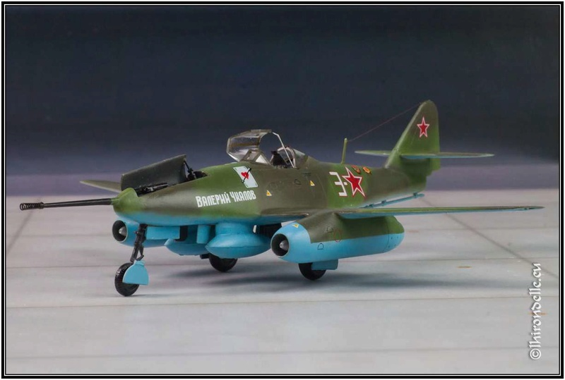 """Me 262 """"What if"""" 1946  Img_0018"""