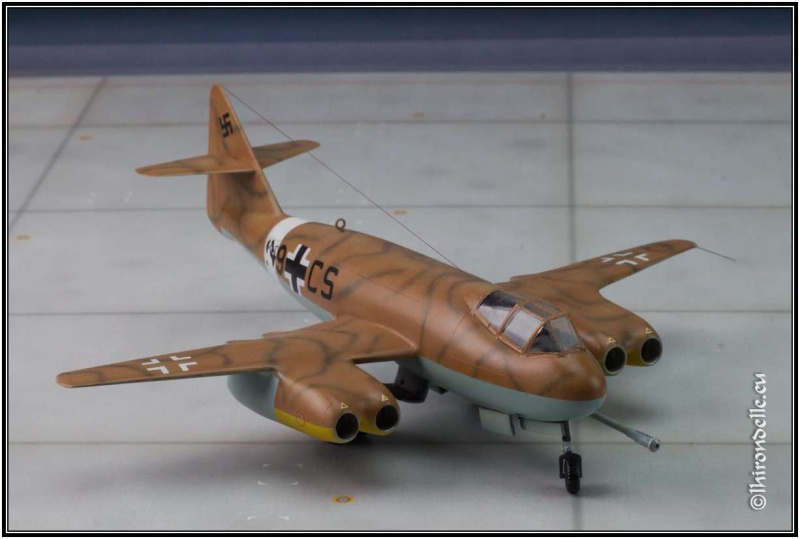 """Me 262 """"What if"""" 1946  Img_0211"""