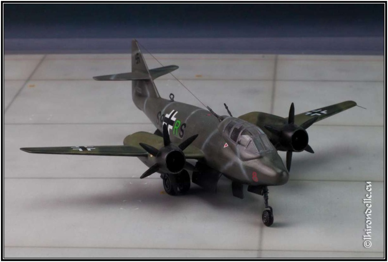 """Me 262 """"What if"""" 1946  Img_0212"""