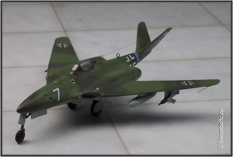 """Me 262 """"What if"""" 1946  Img_9210"""