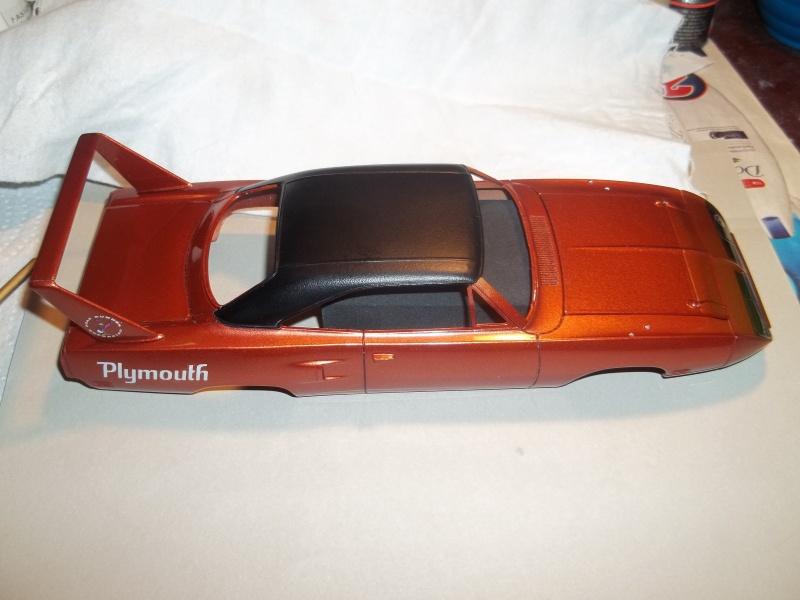 1970 Plymouth Superbird de Monogram WIP 100_4417